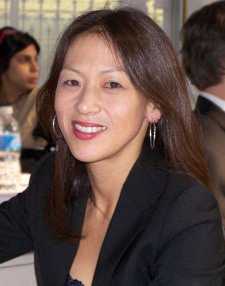 Amy Chua is a Chinese American lawyer, writer, and legal scholar. Image credit: Larry D. Moore CC BY-SA 3.0.