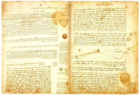 Da Vinci's Codex Leicester