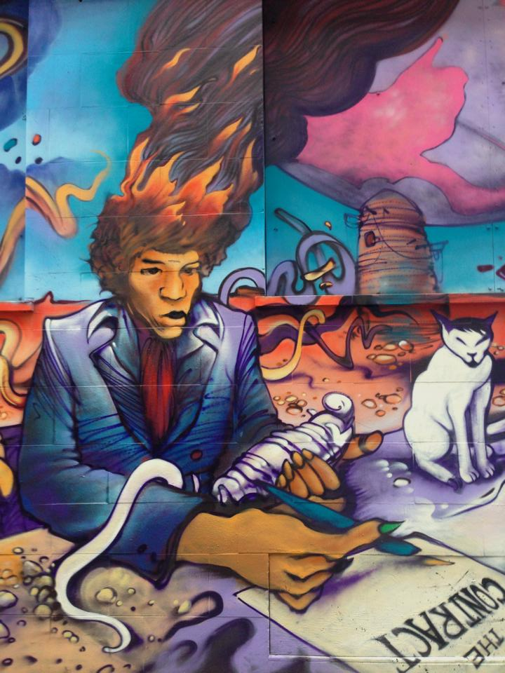 Graffiti_in_Shoreditch,_London_-_Hendrix_Tribute_by_Mœbius_(9425025622)
